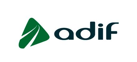 Logo adif.