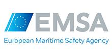 Logo European Maritime Safety Agency.
