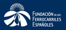 Logo Fundación ferrocarriles.