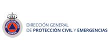 Logo Protección Civil.