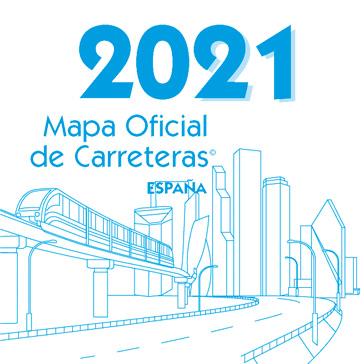 Mapa Oficial de Carreteras 2021