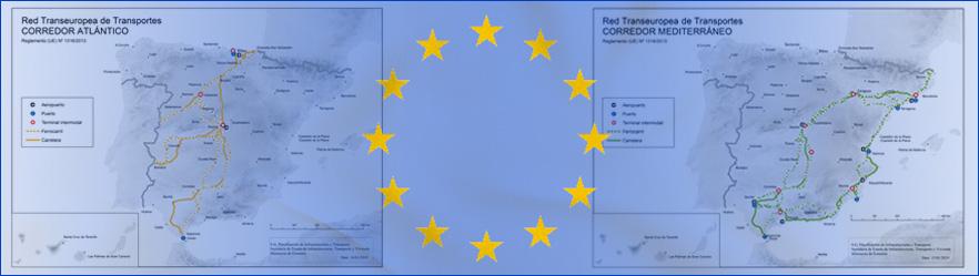 Imagen descriptiva de Fondos Europeos CEF (Mecanismo Conectar Europa)
