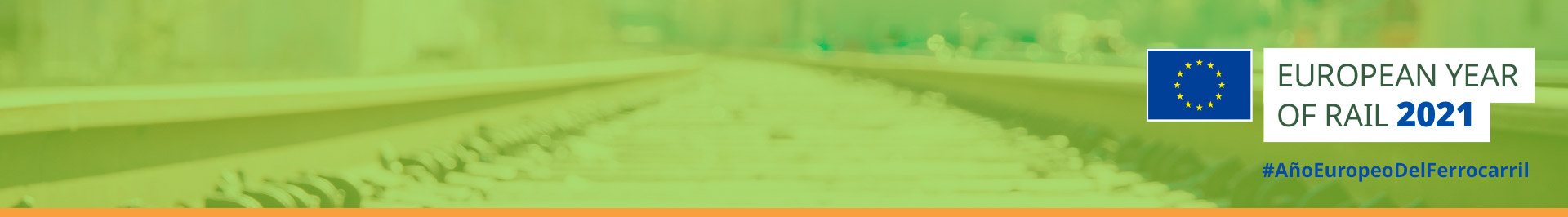 Imagen de cabecera del apartado El ferrocarril español en cifras
