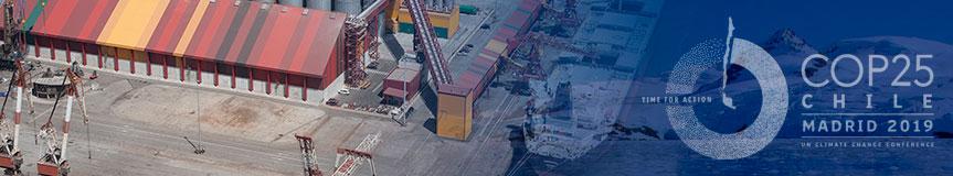Imagen de cabecera del apartado Puertos del Estado