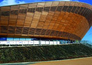 Velódromo olímpico de Londres (Reino Unido)