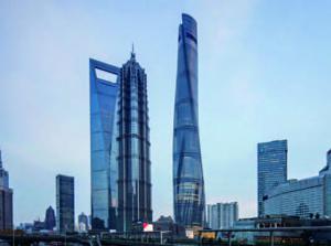 Torre Shangai (China)