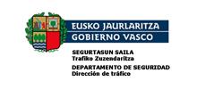 Logo Tráfico del Gobierno Vasco.