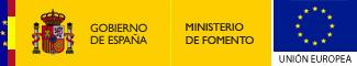 Logotipo del Ministerio de Fomento